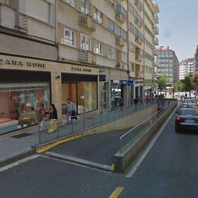 Aparcamiento Centro Santiago de Compostela