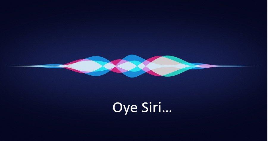 apple maps oye siri