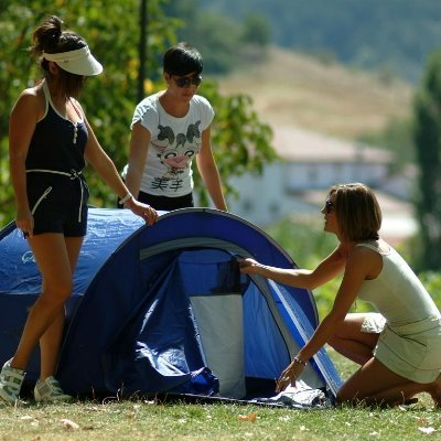 camping en navarra