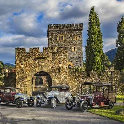 Museo De Coches Antiguos Y Cl 225 Sicos Torre De Loizaga Guiagps