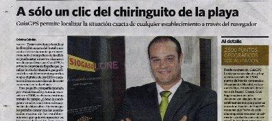 Guia GPS El Economista entrevista Antonio Gonzalez