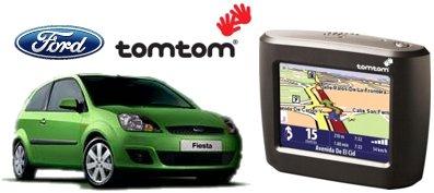 GuiaGPS Ford y Tomtom