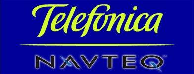 GuiaGPS Telefonica y Navteq
