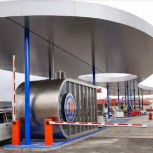 Gasolinera Soria