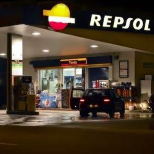 Gasolinera Repsol Villaviciosa