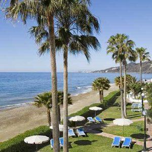 Hotel en primera línea de playa Nerja