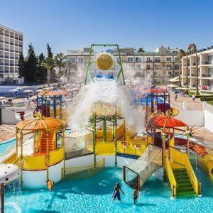 Hotel para niños
