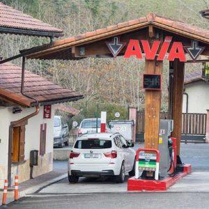 gasolinera y tunel de lavado