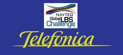 Noticias GuiaGPS lbs navteq telefonica