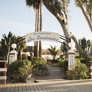 Restaurante en la Playa Marbella