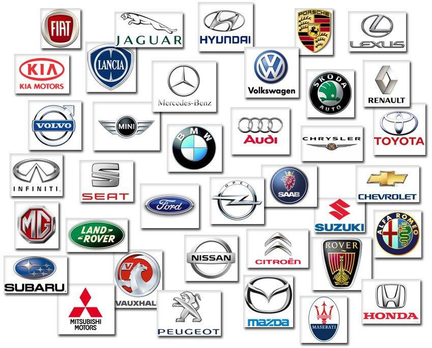 marcas de coches con mapa here maps