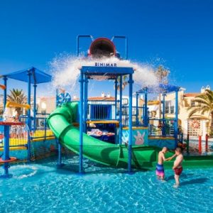 Apartamentos vacaciones con niños en menorca