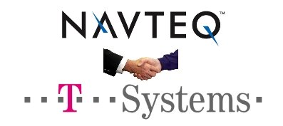 Noticias Navteq t-systems acuerdo