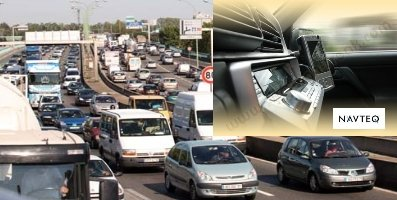 Noticias Navteq t-systems trafic