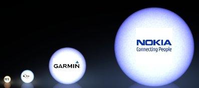 Noticias Nokia Garmin