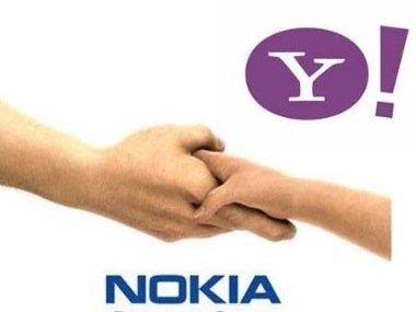 Noticias Nokia y yahoo