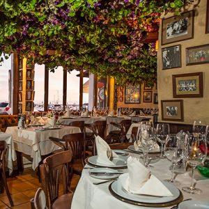 restaurante puerto banus marbella los bandidos