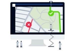 Problema de ruta en GPS