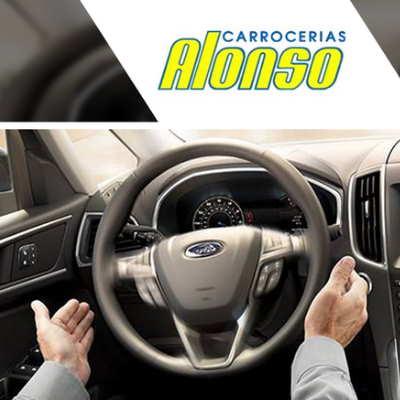 Taller Ford Carrocerías Alonso