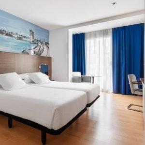 la-coruna-hotel-blue